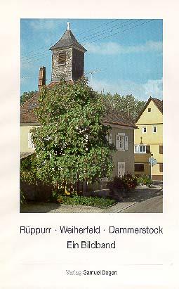 Rüppurr Dammerstock Weiherfeld - Ein Bildband